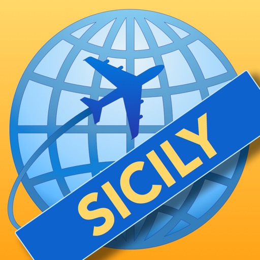 Sicily Travelmapp