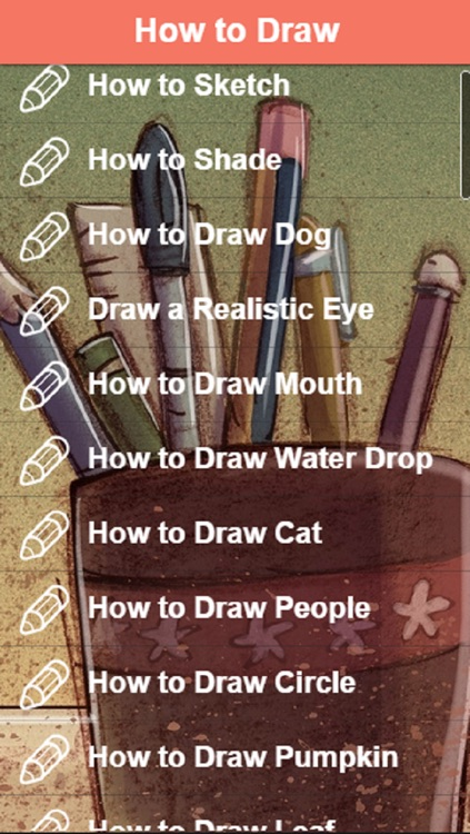 Learn How to Draw - Easy Drawing Tutorials