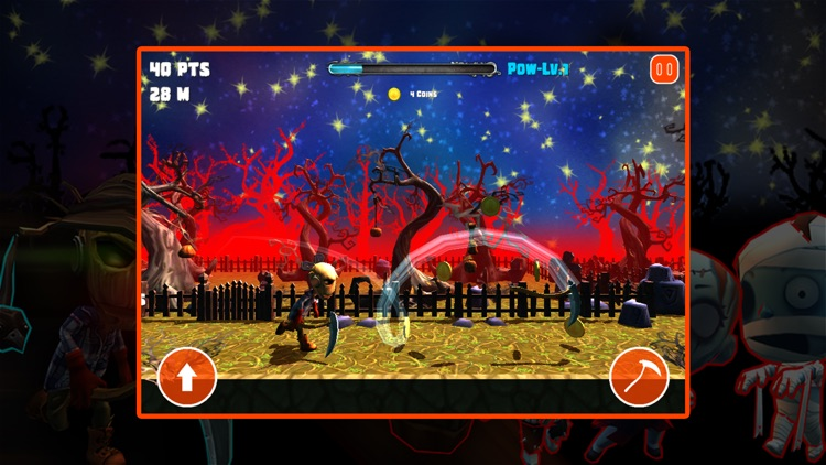 Scarecrow In Zombie Land screenshot-3