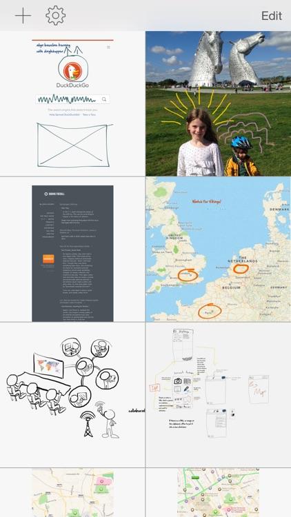 SketchTo - Sketch & Share Your Ideas, Quickly!