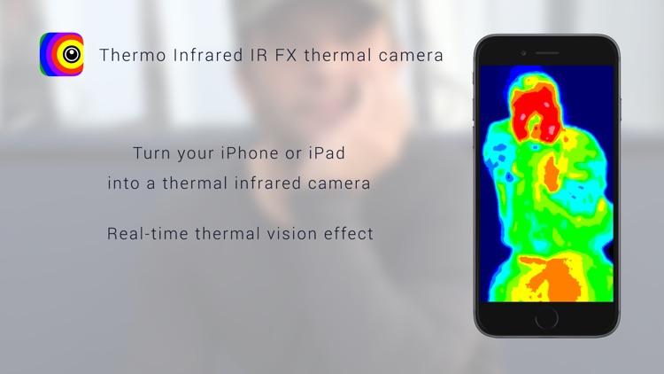 Thermo Infrared IR FX thermal camera screenshot-4