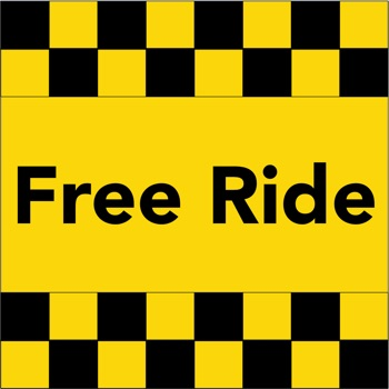 Free Ride - Promo Codes and Credit for Uber, Lyft, Hailo, Sidecar and more!
