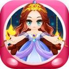 公主学颜色调色 早教 儿童游戏 icon