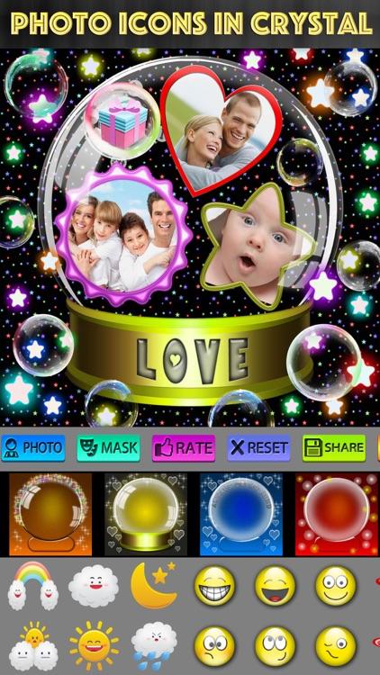 Photo in Crystal Balls screenshot-3