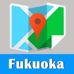 Fukuoka Map offline,BeetleTrip Fukuoka Hakata subway metro street pass travel guide trip route planner advisor