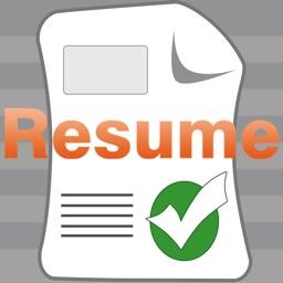 Resume PDF Builder On the Go