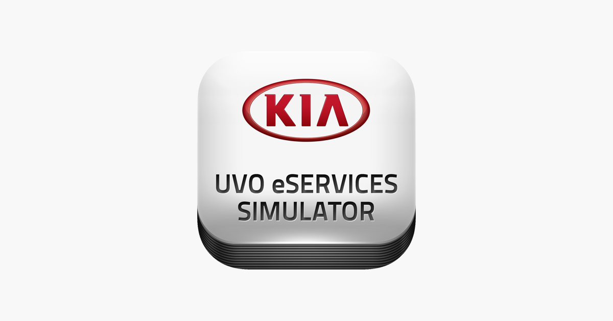 UVO eServices Simulator on the App Store