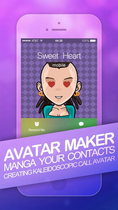 Avatar Maker - Manga Your Contactsのおすすめ画像5