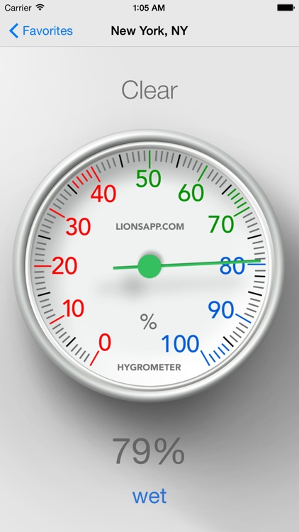 Hygrometer - Check humidity screenshot-0