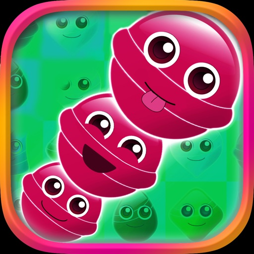 Gum Ball Crush icon