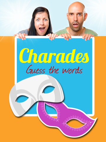 Charades - Guess the wordsのおすすめ画像1