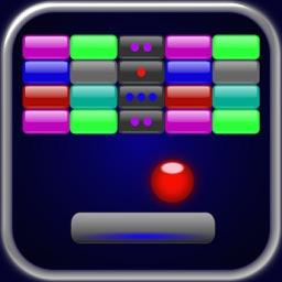 brick breaker - physics Game