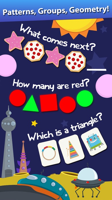 Screenshot #9 for Animal Math Games for Kids in Pre-K, Kindergarten and 1st Grade Learning Numbers, Counting, Addition and Subtraction Free