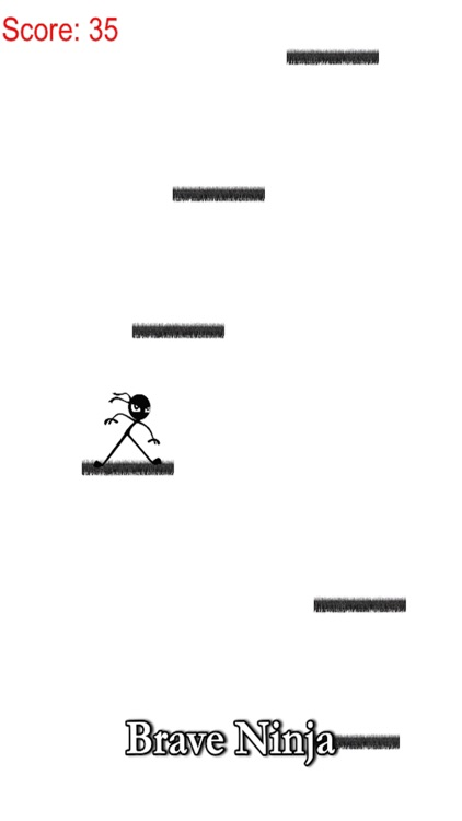 Amazing stickman ninja jump - quick climb to sky free