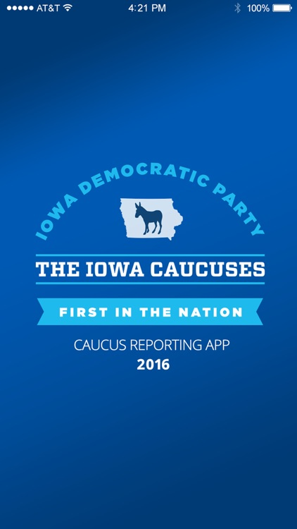 Iowa Democratic Caucuses 2016
