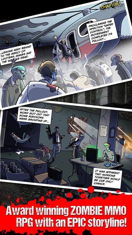 Please Stay Calm ™ - Zombie Apocalypse Survival MMO RPG