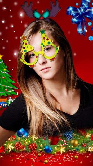 Weihnachten Bilder Bearbeiten.Weihnachten Dressup Salon Foto Effekt App Bearbeiten Pics Und