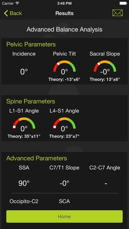 SagittalMeter Pro screenshot-3