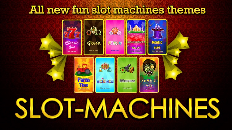 Slot-Machines