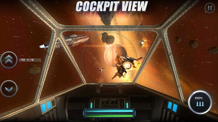 Strike Wing: Raptor Rising screenshot-0