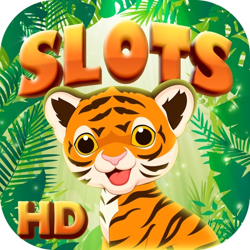 Ace Classic Vegas Baby Tiger Slots - Lucky Safari Gambling Casino Slot Machine Games HD