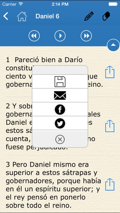 Audio Libro - La Santa Biblia screenshot-4