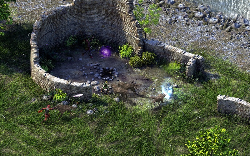 Pillars of Eternity Screenshot