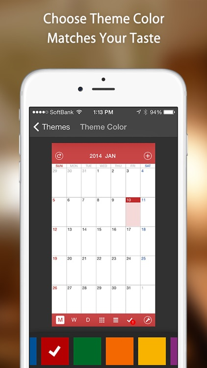 Staccal 2 - Calendars and Reminder screenshot-4