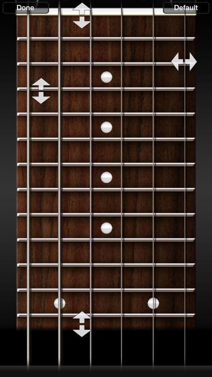 PocketGuitar - Virtual Guitar in Your Pocket screenshot-3