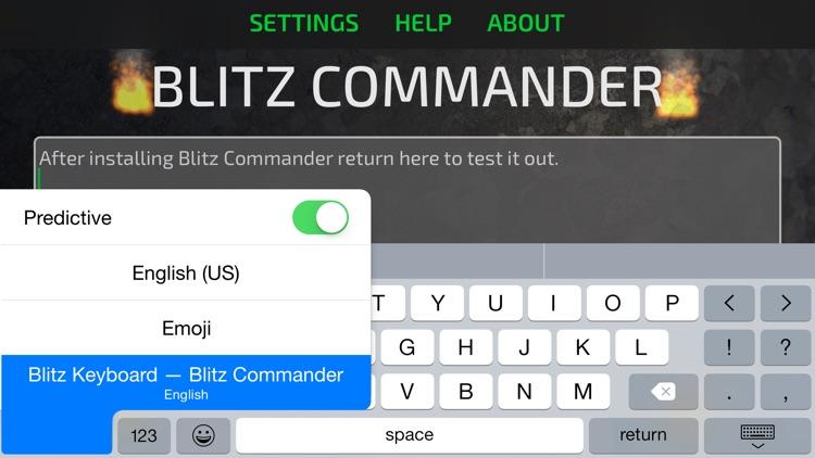 Blitz Commander for World of Tanks Blitz