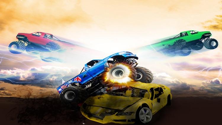 3D Monster Truck screenshot-3