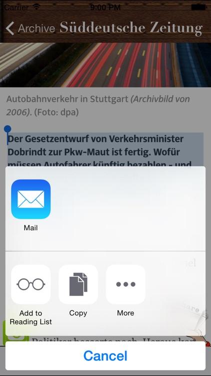 NachrichtenHub+ screenshot-4