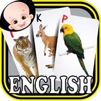 Codes for Baby Animals & Birds English ABC Alphabets Flash Cards for preschool kindergarten boys & girls apps Hack