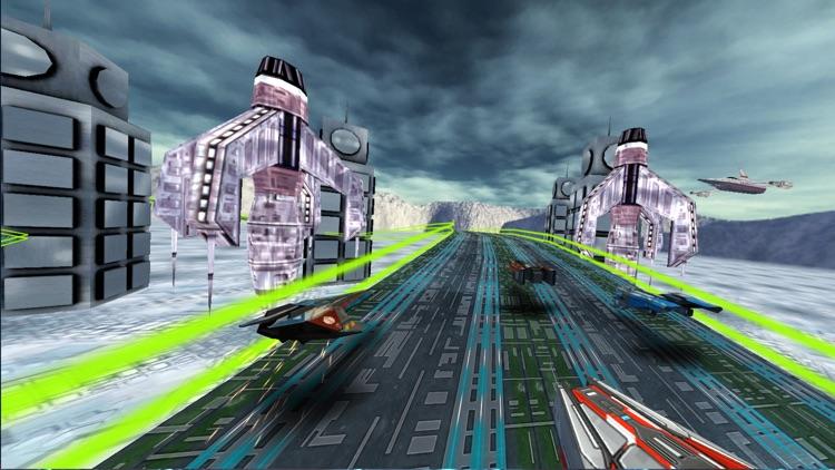 3D Space Race screenshot-3