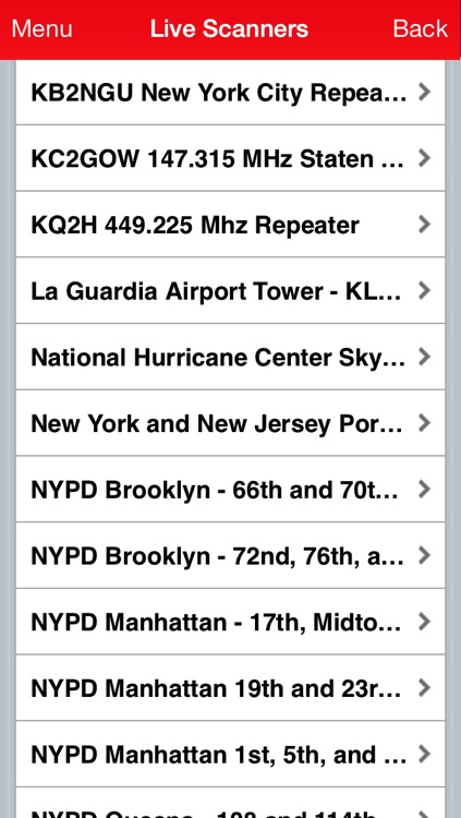 Listen Live to Police, Fire, EMS, Airport Tower Controller and Port Scanners with over 4,000 Channels