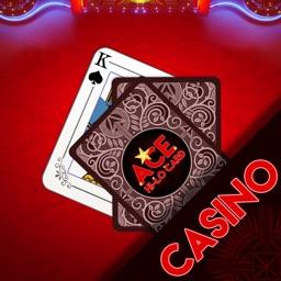Ace Casino HiLo Card Bonanza - win virtual gambling chips