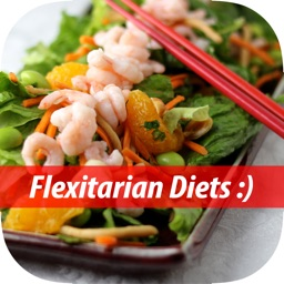 Easy Flexitarian Diet: The Best Vegetarian Way To Lose Weight, Prevent Diseases, Be Healthier  And More Years To Your Life