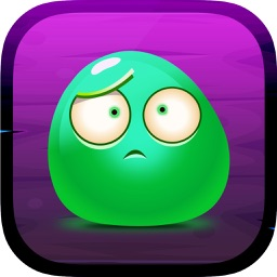 Jelly Dots - A Color Fill Game