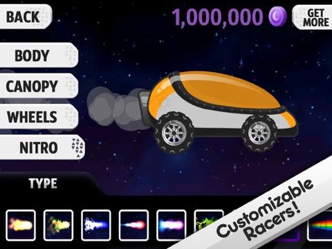 Игра Lunar Racer