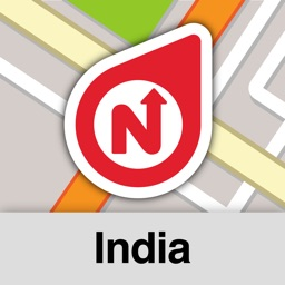 NLife India - Offline GPS Navigation & Maps