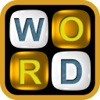 Word Search Puzzle Gold - Dash and Flow Through Letters or get Heads Up Mania