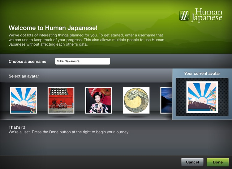 Human Japanese HD | Learn Japanese with your personal sensei-in-a-box™ screenshot-4