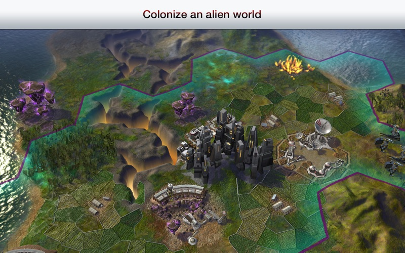 Screenshot #5 for Civilization: Beyond Earth