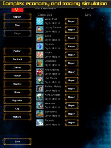 Star Traders RPG Elite Screenshots