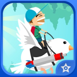 Hunter crazy birds shooting game