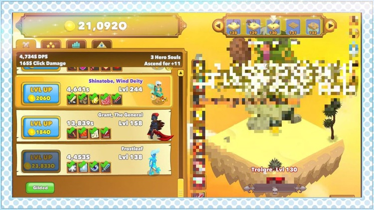 Clicker Heroes Last Hero