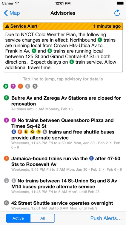 iTrans NYC Subway screenshot-2