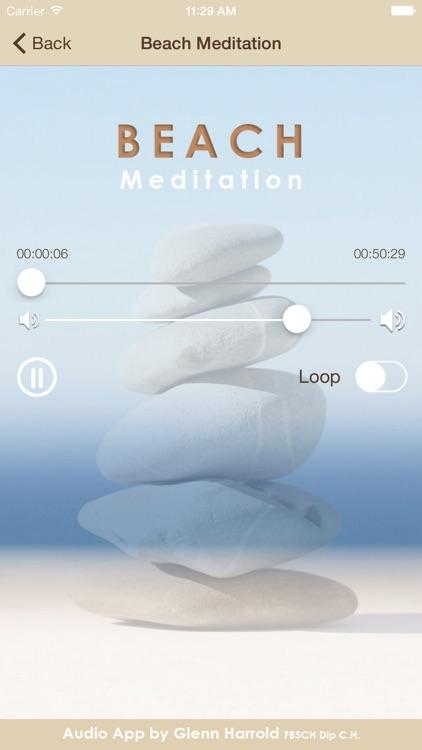 Beach Meditation by Glenn Harrold: Self-Hypnosis Relaxation for  Sleep