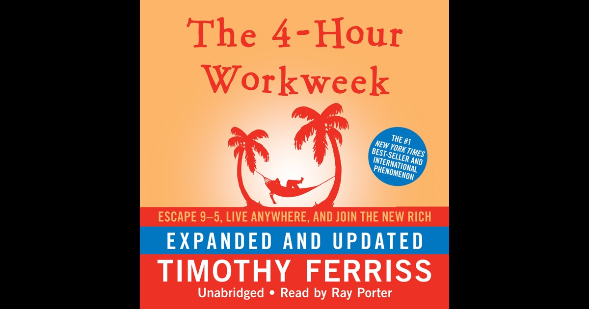 the 4 hour workweek paper 1 cost-benefit analysis of a four 10-hour day work week in construction by drew berman a thesis presented to the graduate school of the university of.