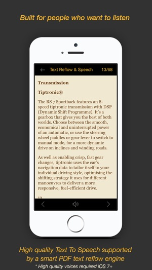 perfectreader classic beautiful pdf reader with unique text reflow rh itunes apple com iPhone 1 iPhone 2